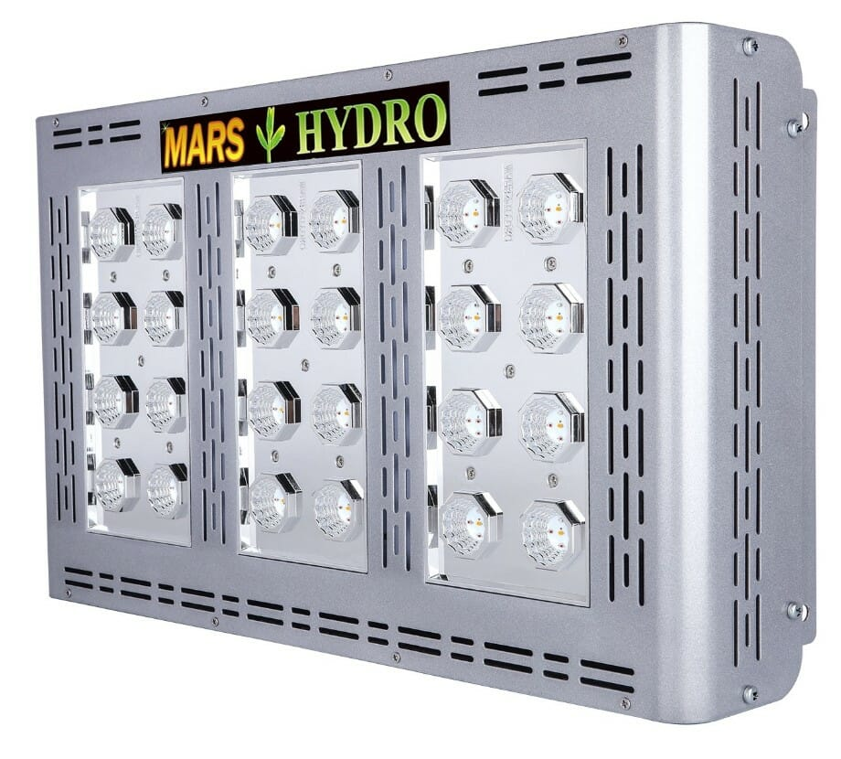 mars hydro epistar pro ii series