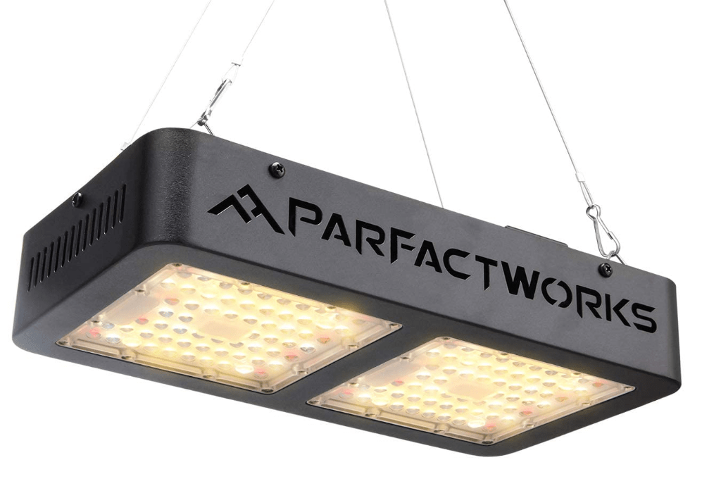 parfactworks 1000w led grow light reviews