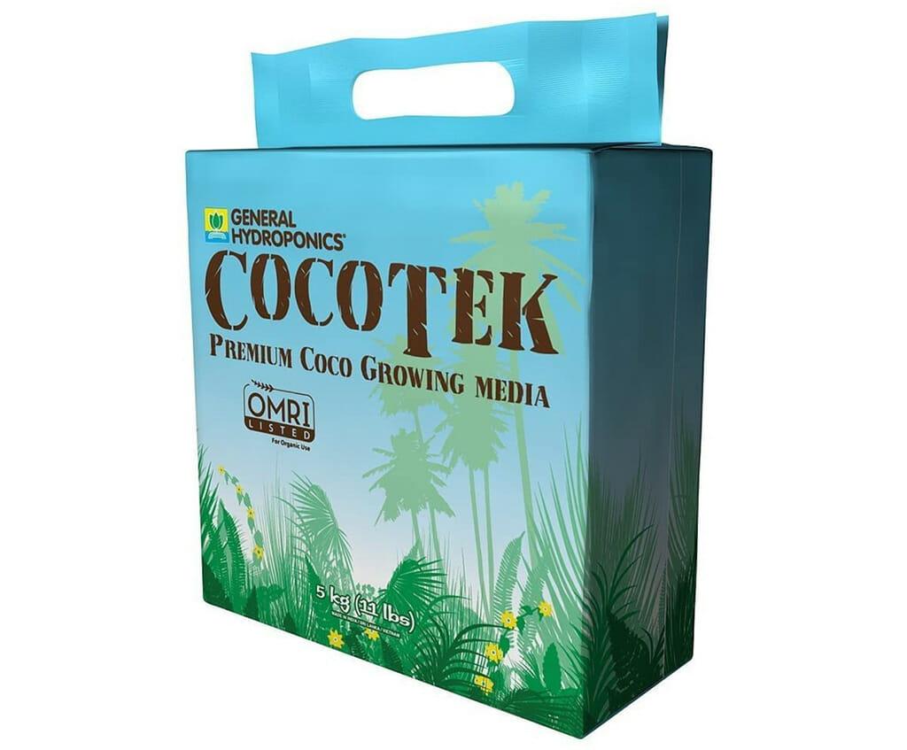 General Hydroponics CocoTek Premium Coco Growing Media