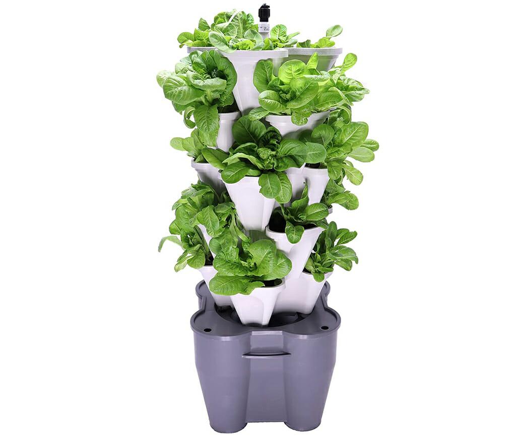 mr stacky smartfarm vertical hyrdroponics