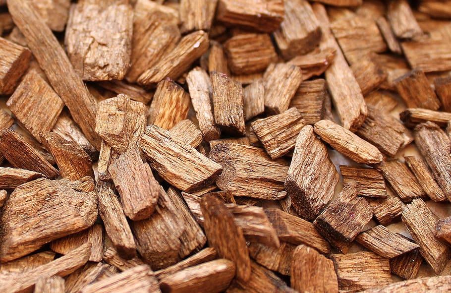 wood fiber or chips