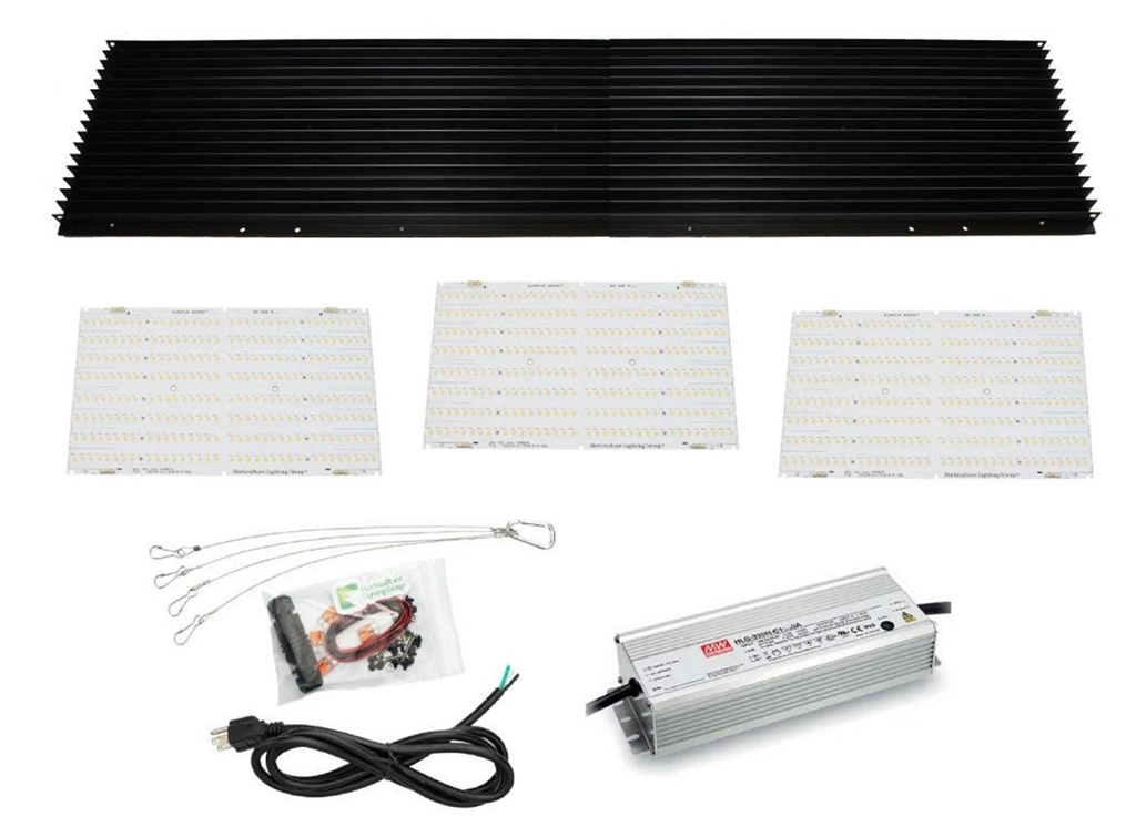 HLG 320W XL V2 RSpec Quantum Board DIY Kit