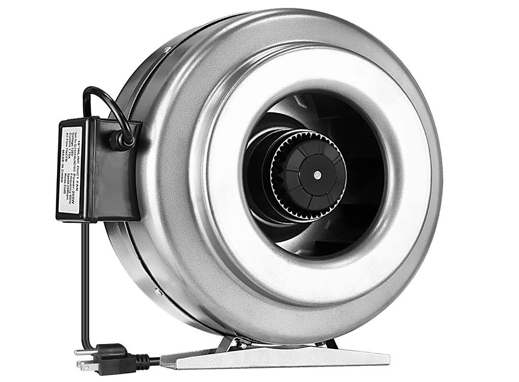 iPower 10-Inch Inline Fan
