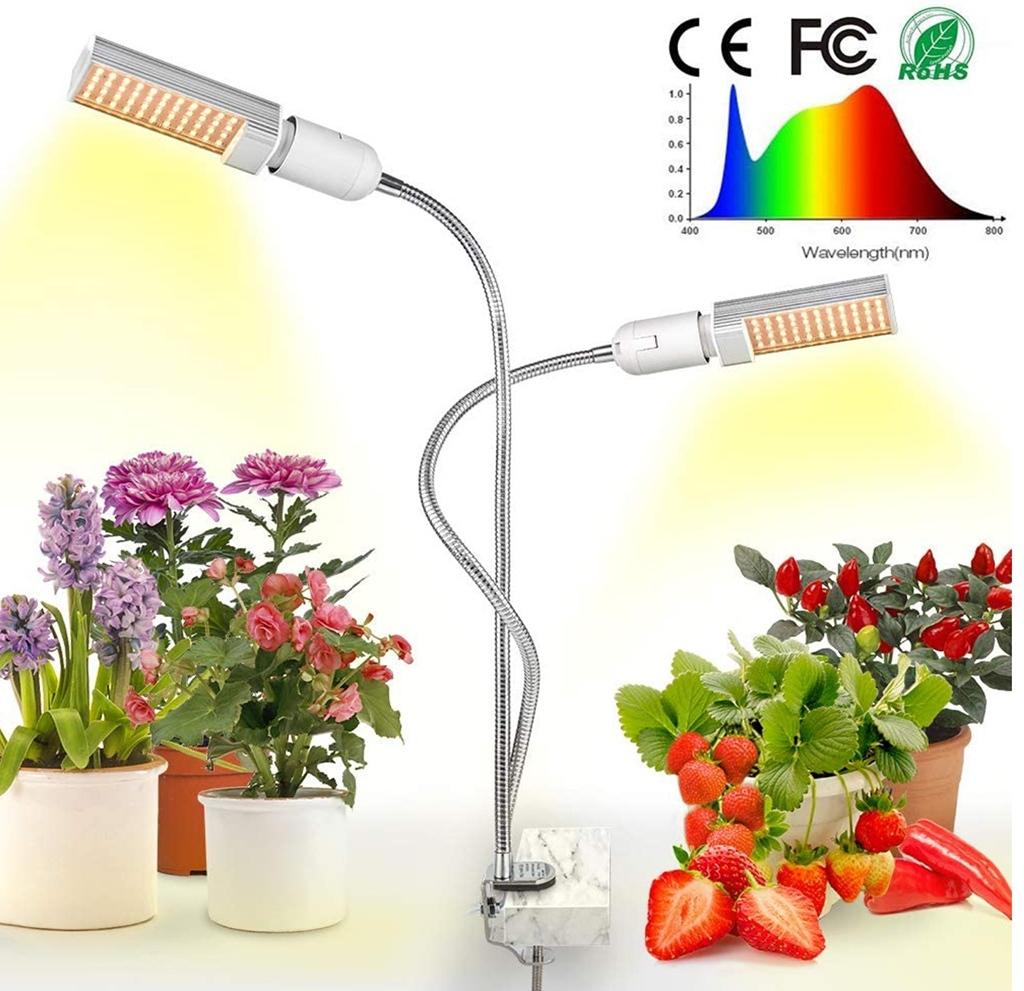 Relassy 15000Lux Full-Spectrum Grow Lamp