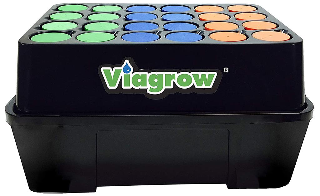 Viagrow 24-Site Cloning Machine