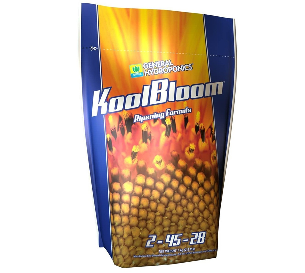Booster: General Hydroponics KoolBloom