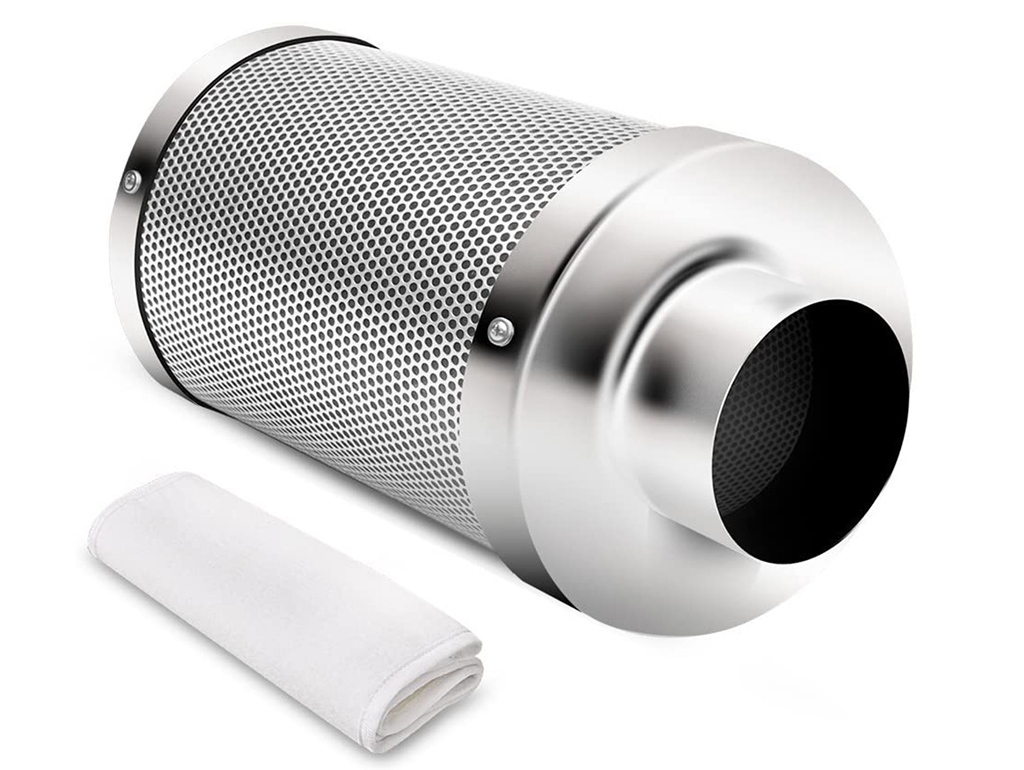 iPower 4-Inch Air Carbon Filter