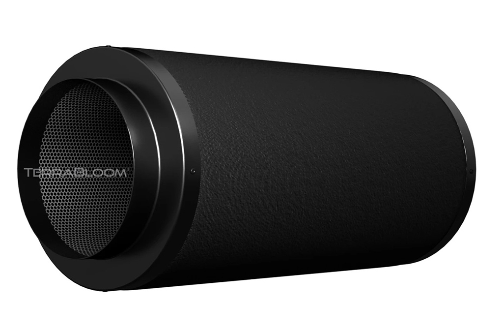 TerraBloom 6-Inch Air Carbon Filter