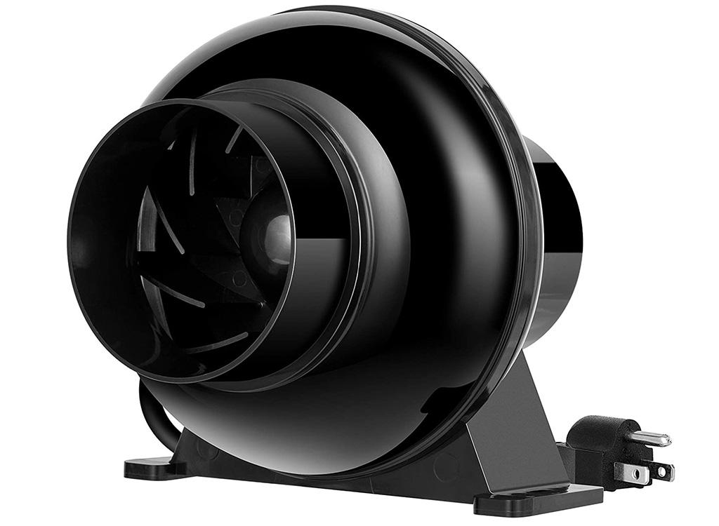 VIVOSUN 4-Inch 195 CFM Inline Duct Fan