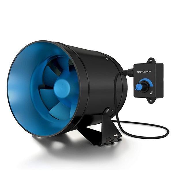 terrabloom 6 inch inline fan