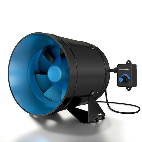 8 inch inline fan