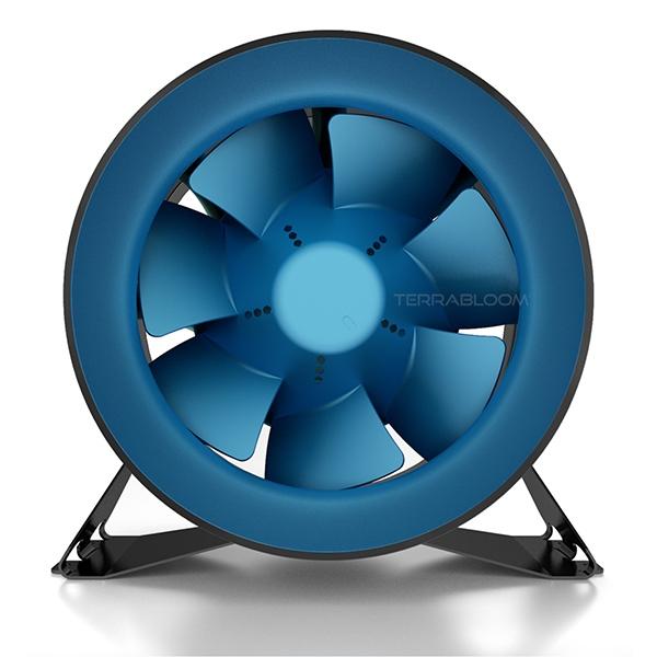 terrabloom 10 inch inline fan blades
