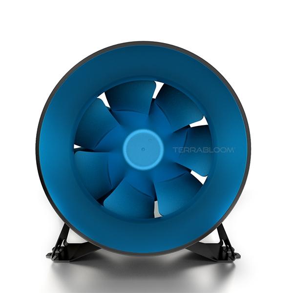 terrabloom 8 inch inline fan blades
